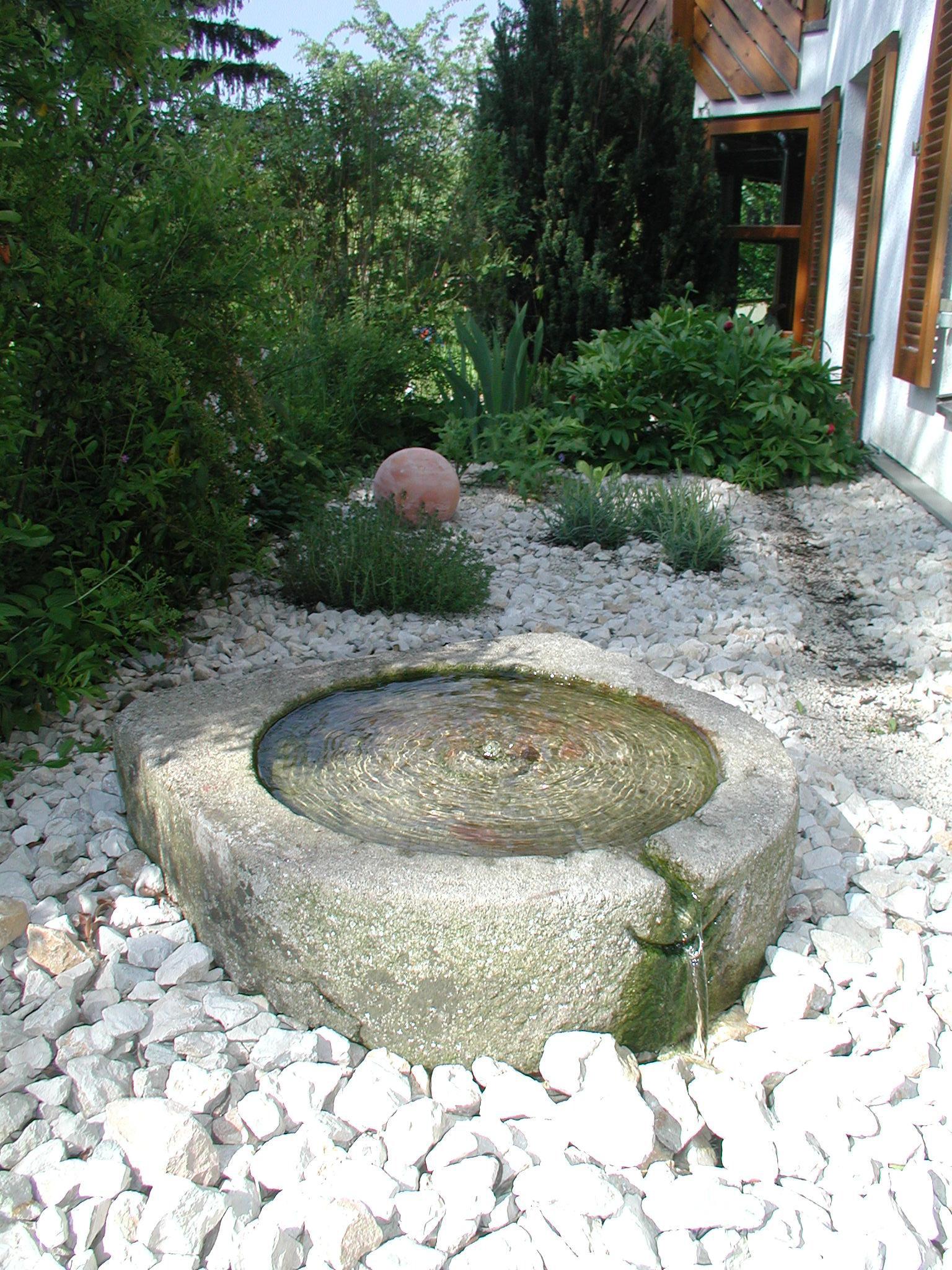 Teiche, Brunnen & Wasserspiele