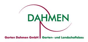 Gartenbau Dahmen Logo